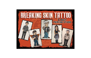 Breaking Skin Tattoo & Body Piercing