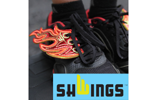 Shwings Fun Shoe Accessories- $7 with Free Shipping
